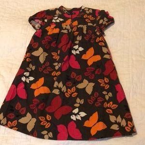 6-7 Gap Corduroy Fall Dress